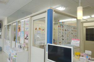 第1診察室before
